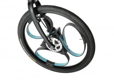 A front Loopwheel